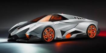 Lamborghini cria Egoista concept