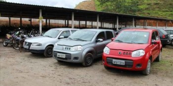 Leilão de veículos em Muriaé será nesta quinta, dia 25/07