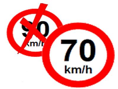 A partir de 20 de Julho limite de velocidade nas marginais serão reduzidos