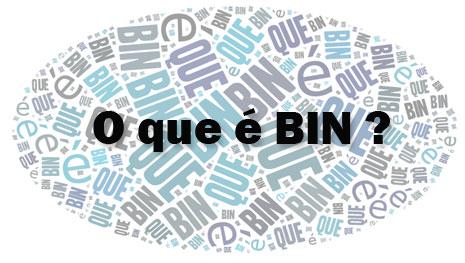 O que é BIN?