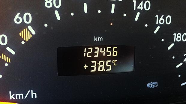 Carro com quilometragem alta e agora ?