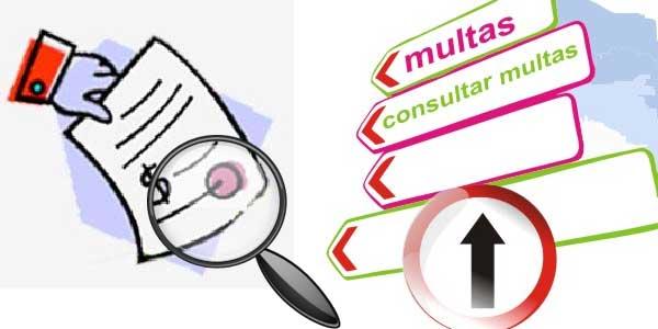 Como consultar Multas ?
